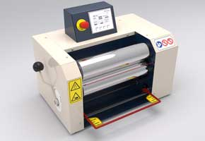Small desk-top Vertical Electric Roll Mill
