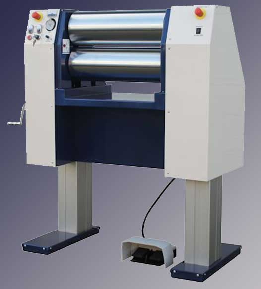 Adjustable Height - Electric Roll Mill