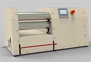 Standard & Pro - Full Access Bench Top Electric Roll Mills