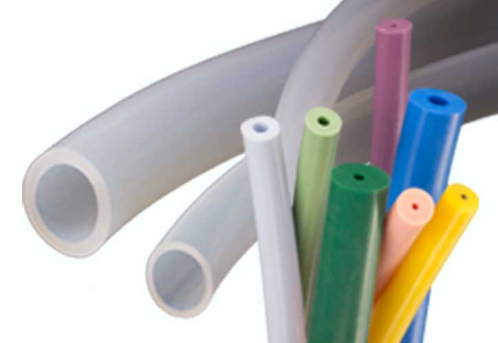 Food Medical Industrial Grade Silicone Tubing